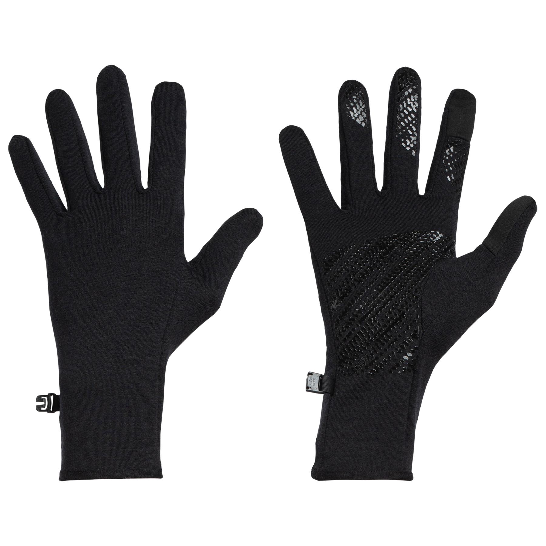 Picture of Icebreaker Quantum Gloves - Black