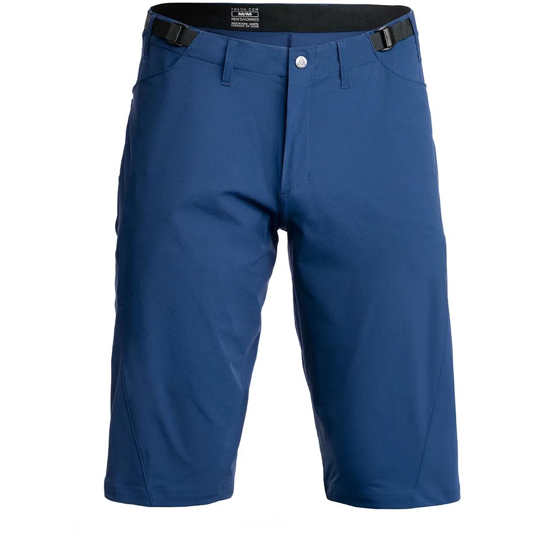 7mesh Farside Long Pantalones cortos para hombre - Cadet Blue