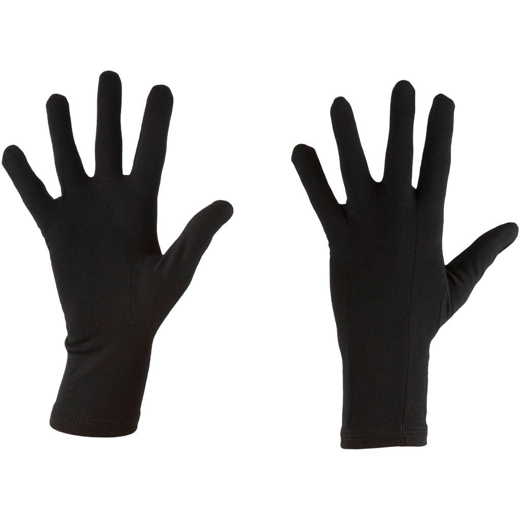 Produktbild von Icebreaker Oasis Glove Liners Handschuh - Black