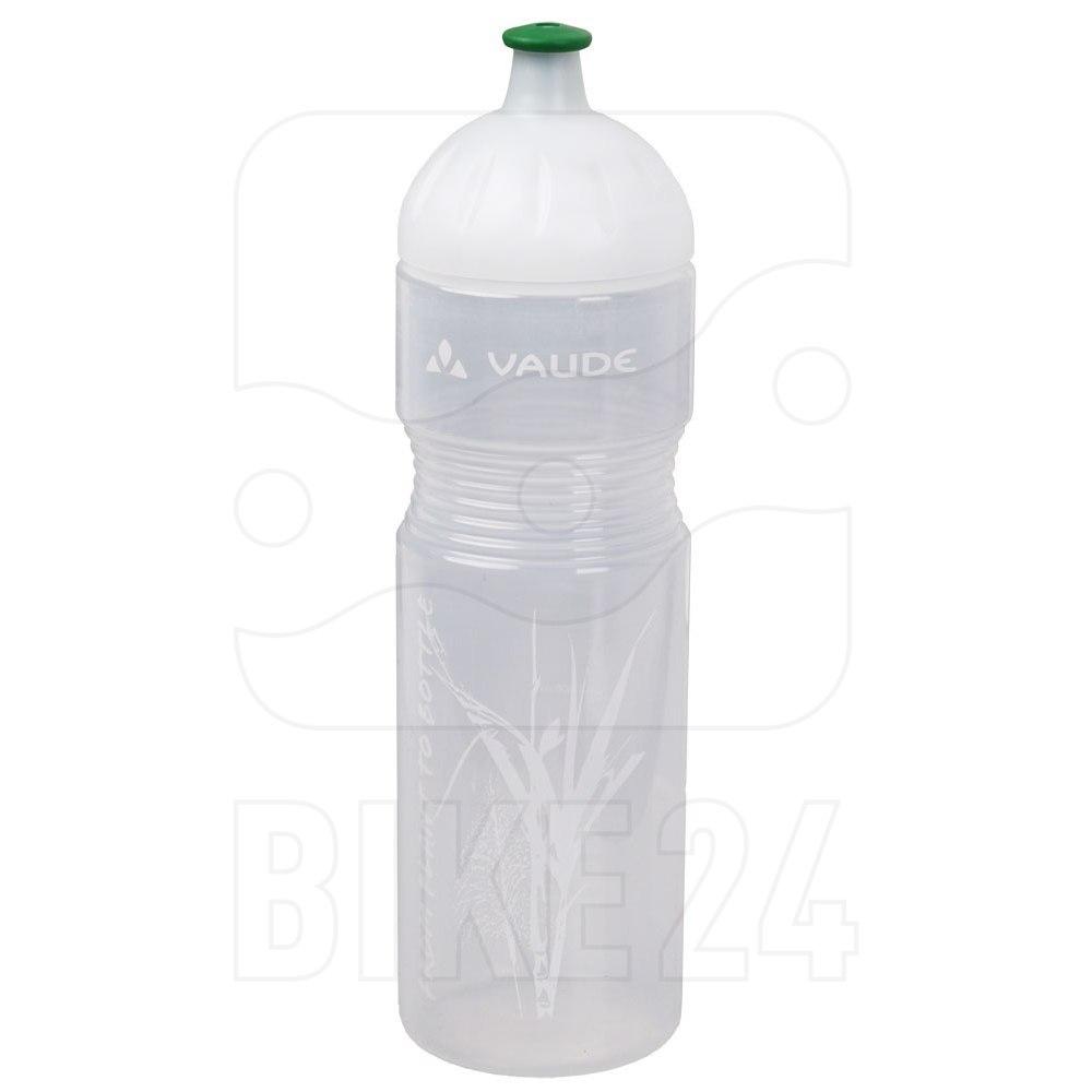 Vaude Bike Bottle Organic 0,75l Trinkflasche - transparent
