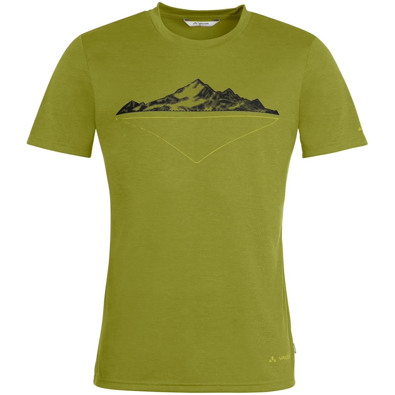 Vaude Tekoa Shirt II - avocado