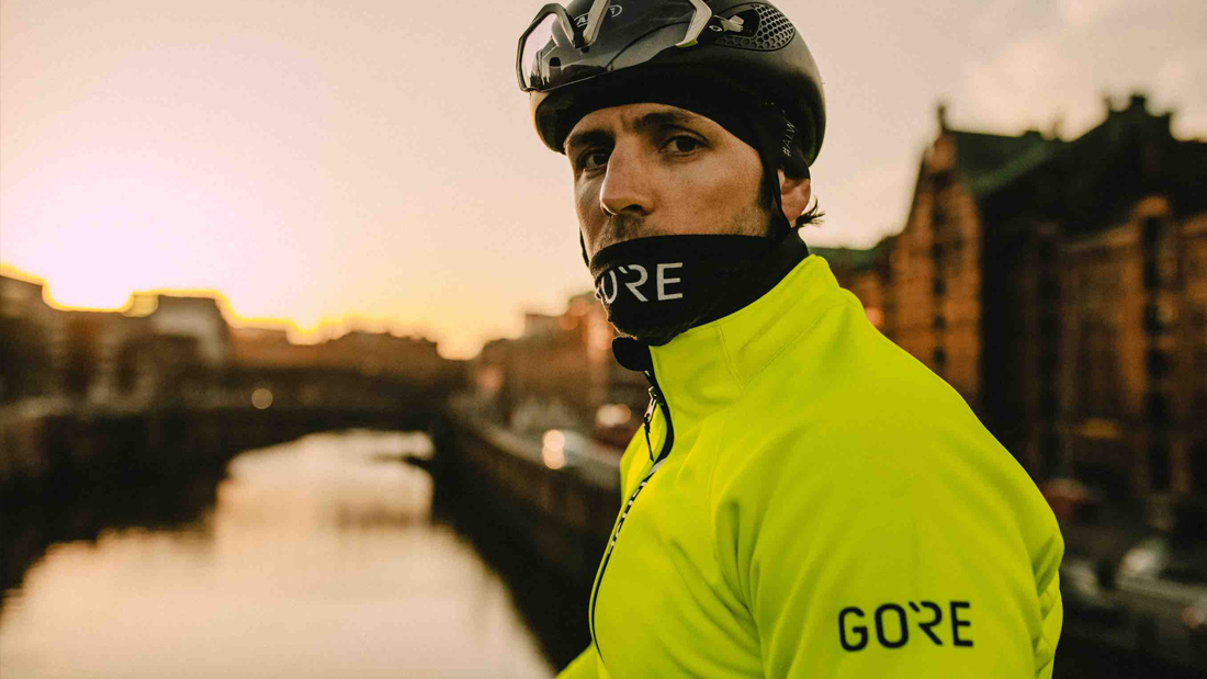 Embrace the Cold: Master the Cold Season with the new GORE® Wear C5 Winter Bike Wear.