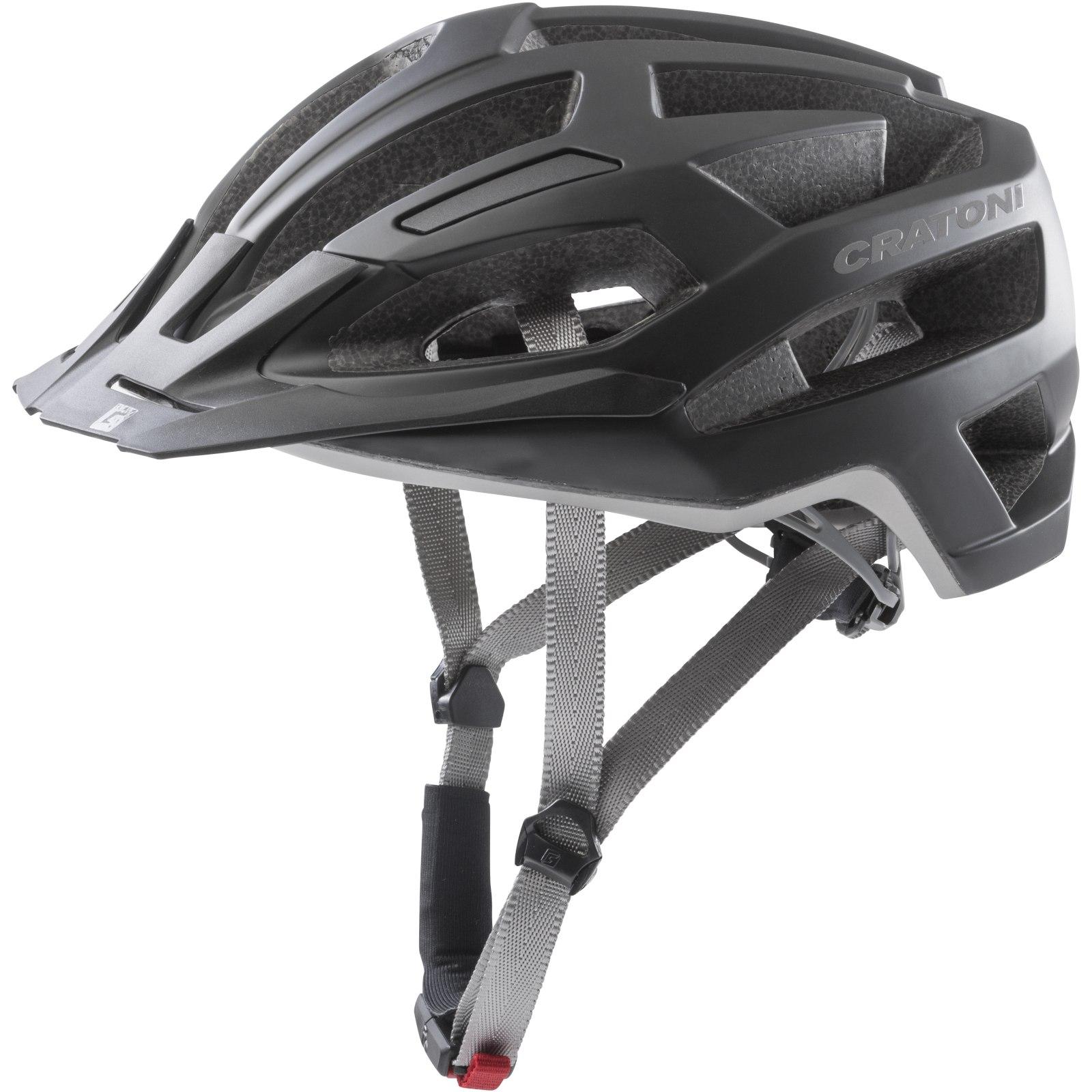 CRATONI C-Flash Helmet - black-anthracite matt