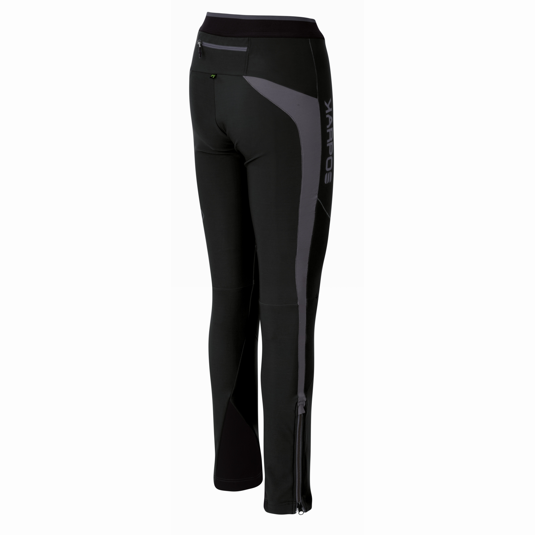 Image of Karpos Alagna Evo Women's Pants - black dark grey