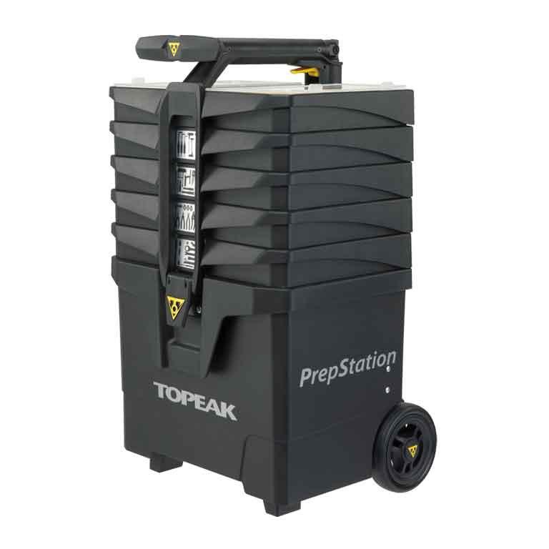 Topeak PrepStation Mobile Werkstattstation (ohne Werkzeug)