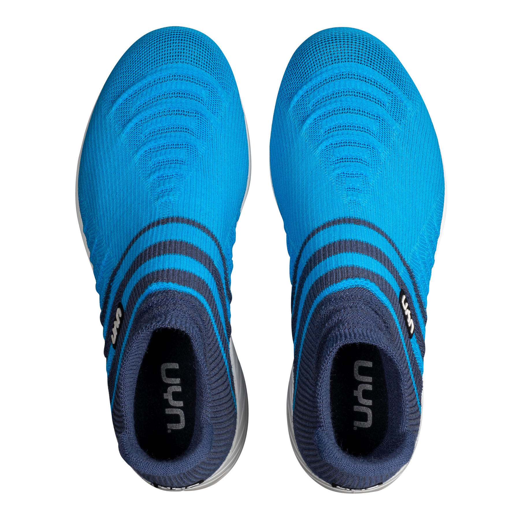 Image of UYN X-Cross Running Shoes - French Blue/Blue