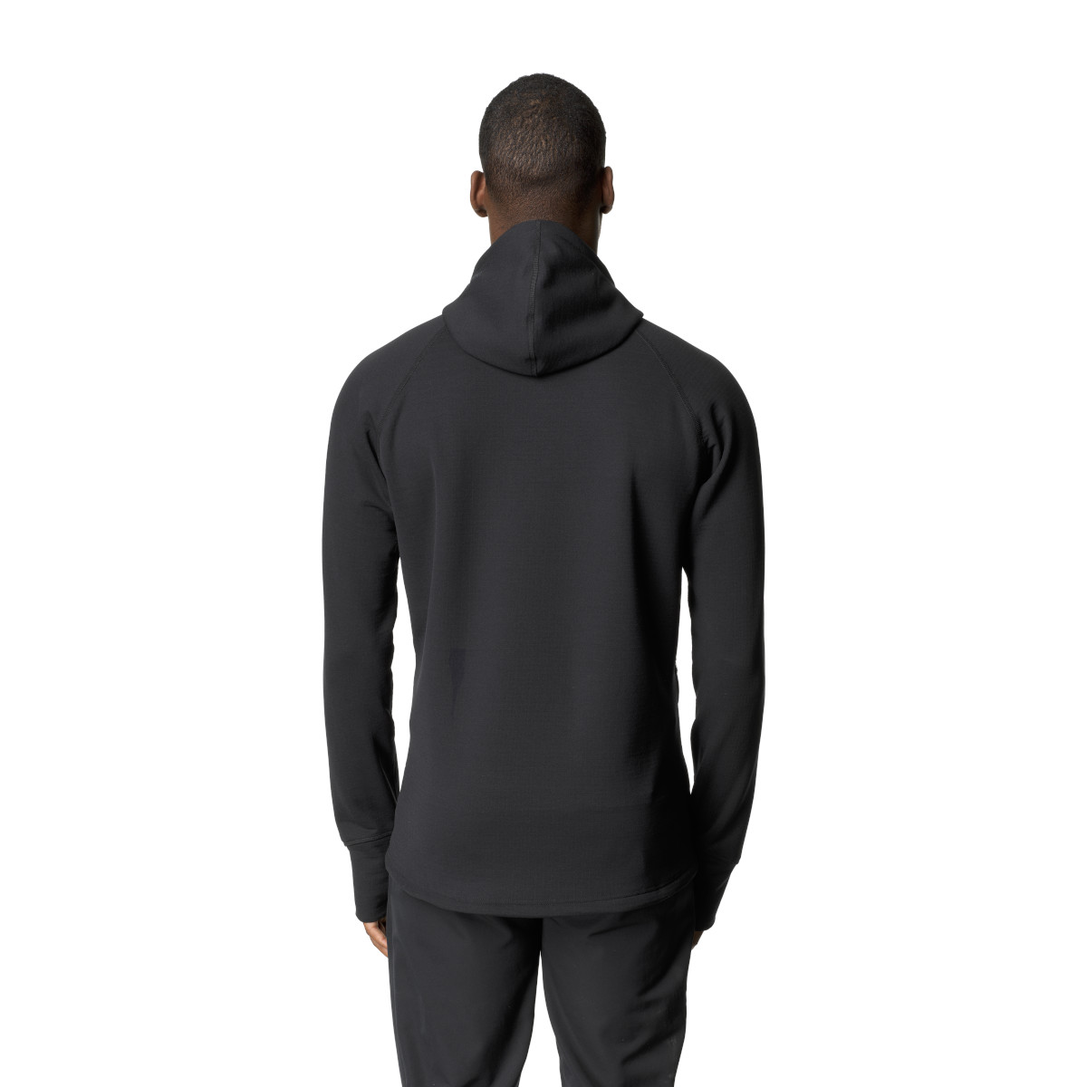 Image of Houdini Men's Mono Air Houdi Jacket - True Black