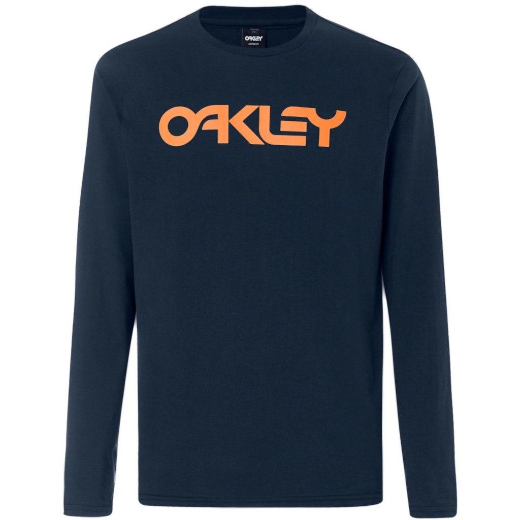 Oakley Mark II Longsleeve Tee - Fathom