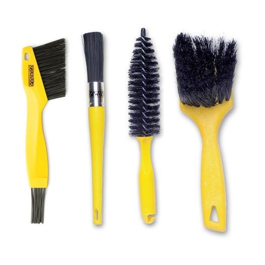 Pedro's Pro Brush Kit Reinigungsbürstenset
