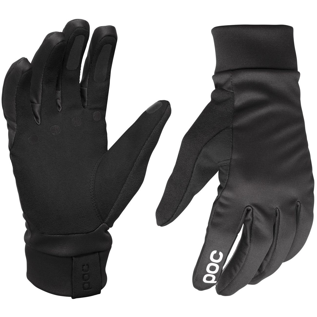 Foto de POC Essential Softshell Glove Glove - 1002 Uranium Black