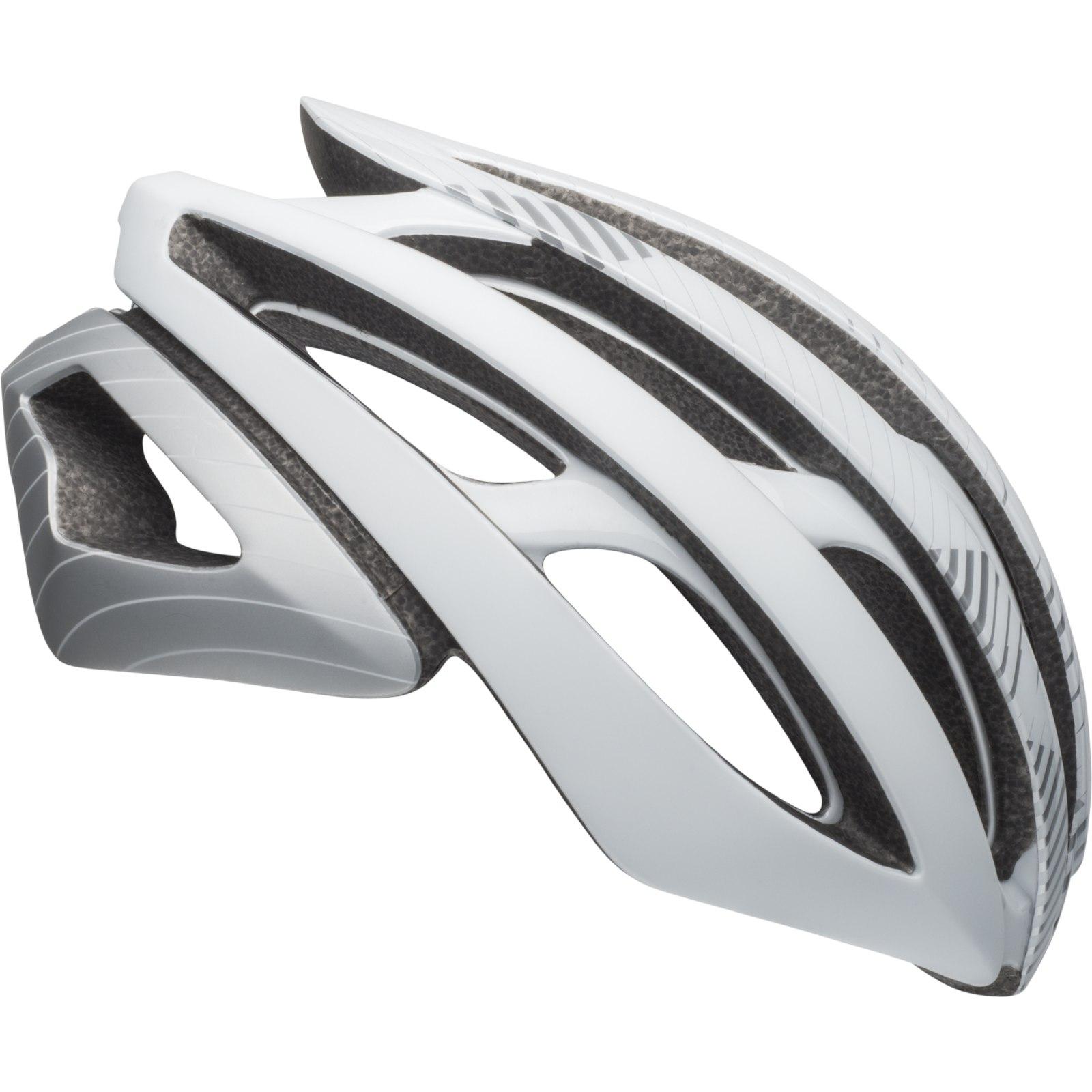 Bell Z20 MIPS Helmet - shade matte/gloss silver/white