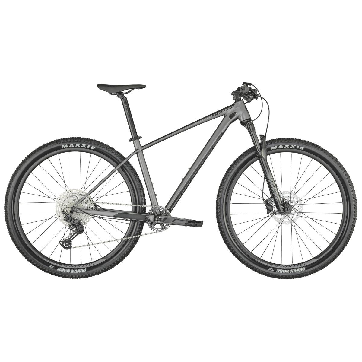 SCOTT SCALE 965 - Mountainbike - 2022 - gloss slate grey / matte dark grey