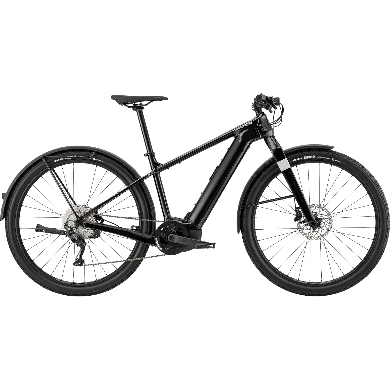 "Cannondale CANVAS NEO 1 - 29"" City E-Bike - 2021 - black"