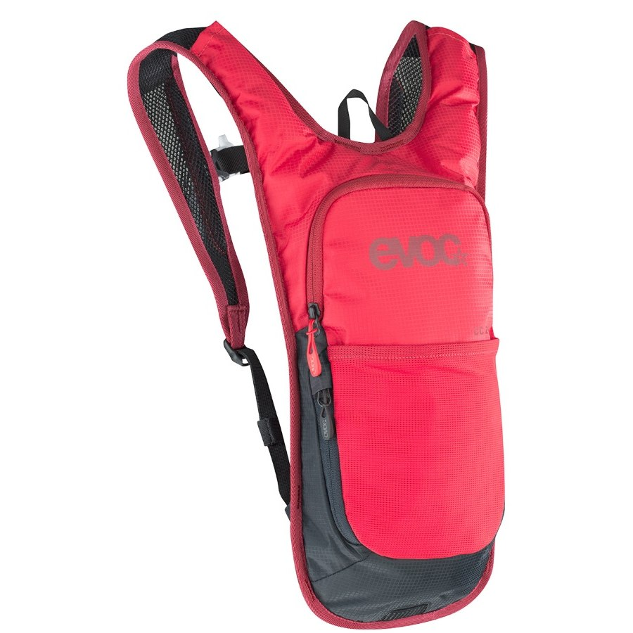 Picture of EVOC CC 2L Backpack + 2L Bladder - Red