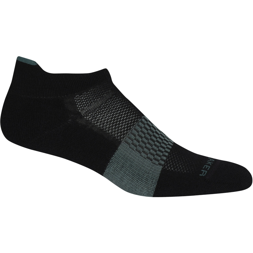 Produktbild von Icebreaker Multisport Light Micro Damen Socken - Black/Sage