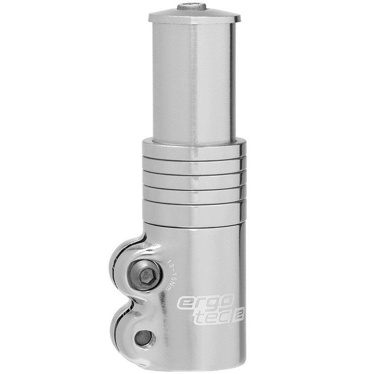Ergotec Ahead 3 adapter stem increase - silver
