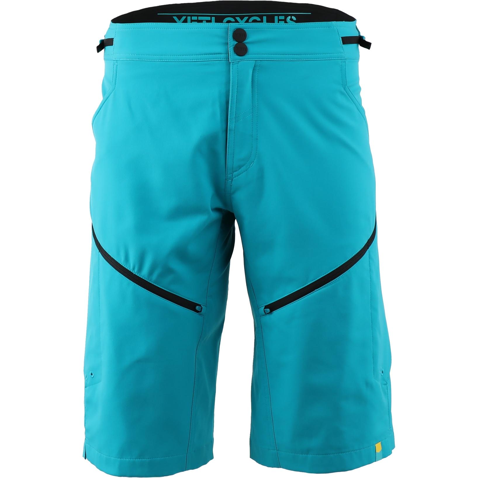 Yeti Cycles Freeland 2.0 Shorts - Turquoise