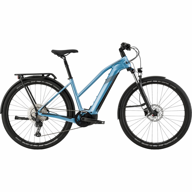 Cannondale TESORO NEO X 2 Remixte Damen Trekking E-Bike - 2021 - Alpine