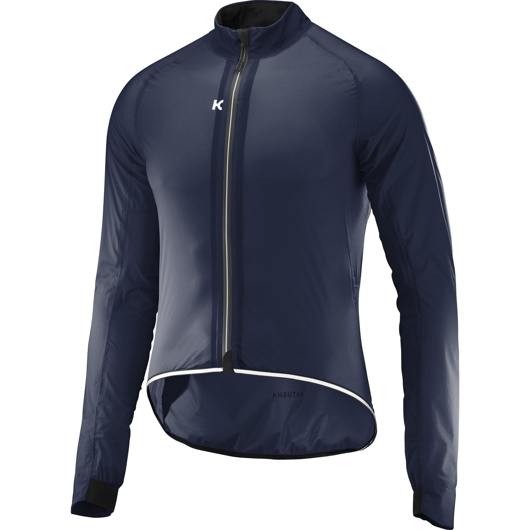 Katusha LIGHT RAIN Jacket - peacoat blue