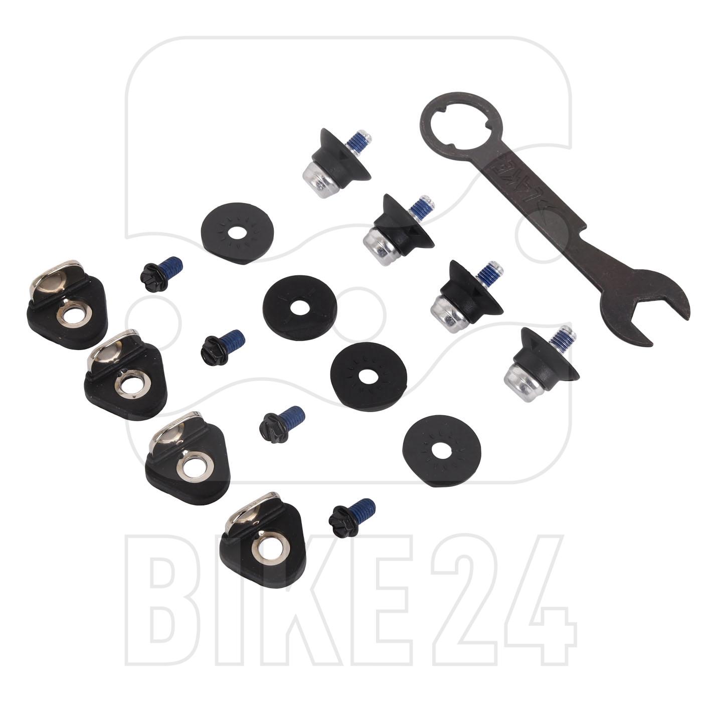 Lake Cross Spike Kit - Schuh-Stollen-Set - 3011515