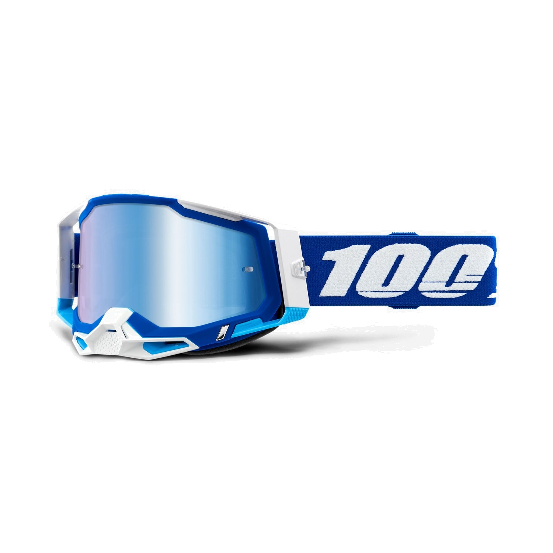 Imagen de 100% Racecraft 2 Goggle Mirror Lens Gafas - Blue