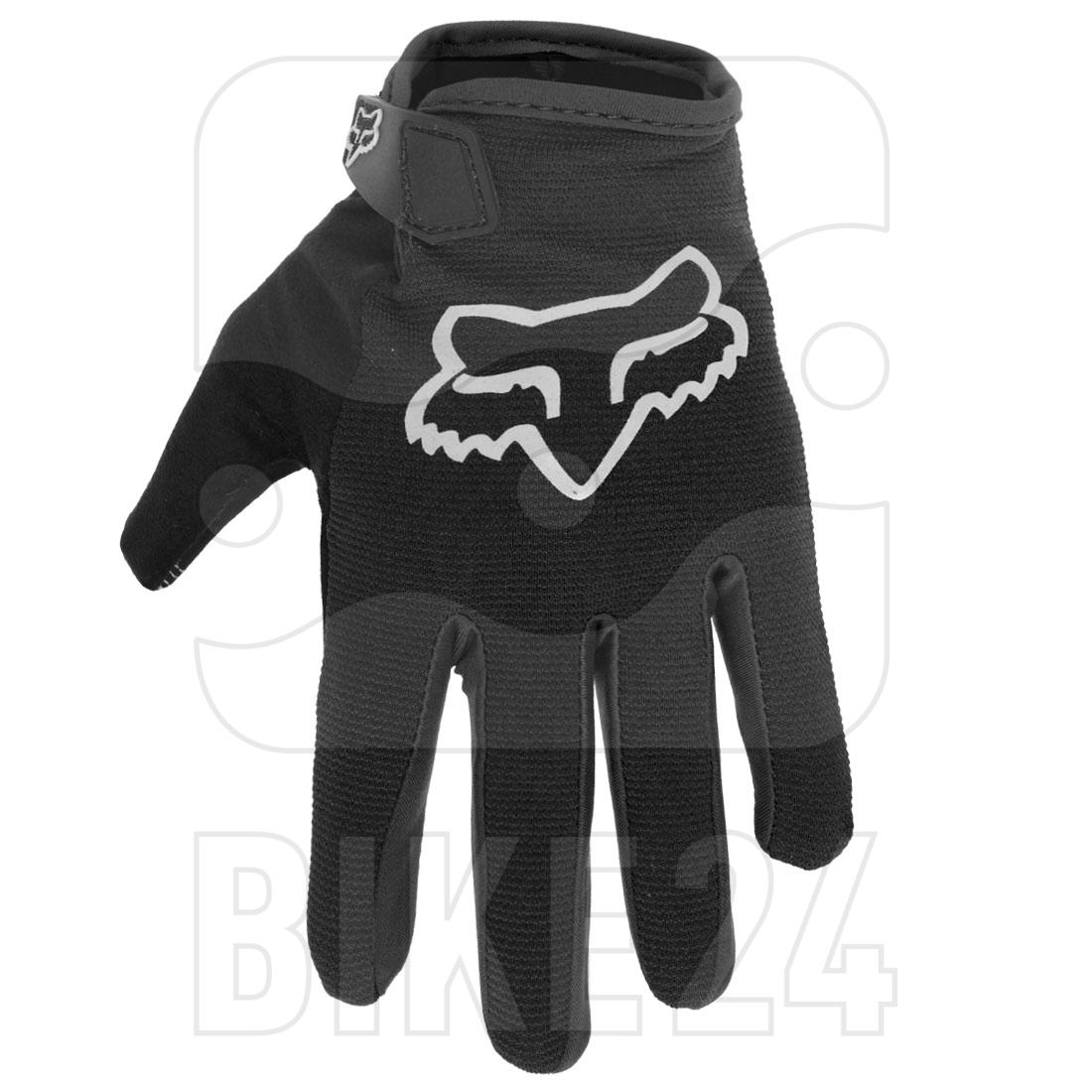 FOX Ranger MTB Vollfinger Glove - black