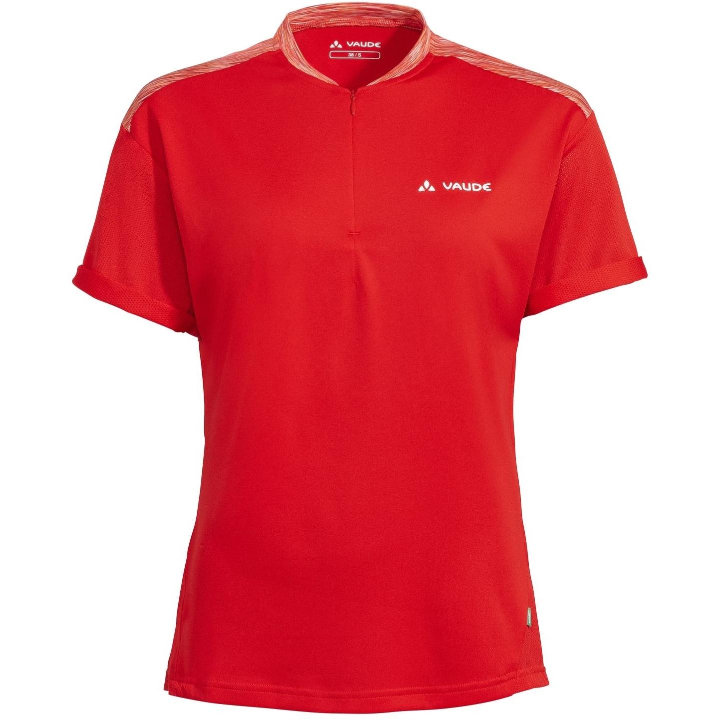 Vaude Qimsa Damen T-Shirt - mars red