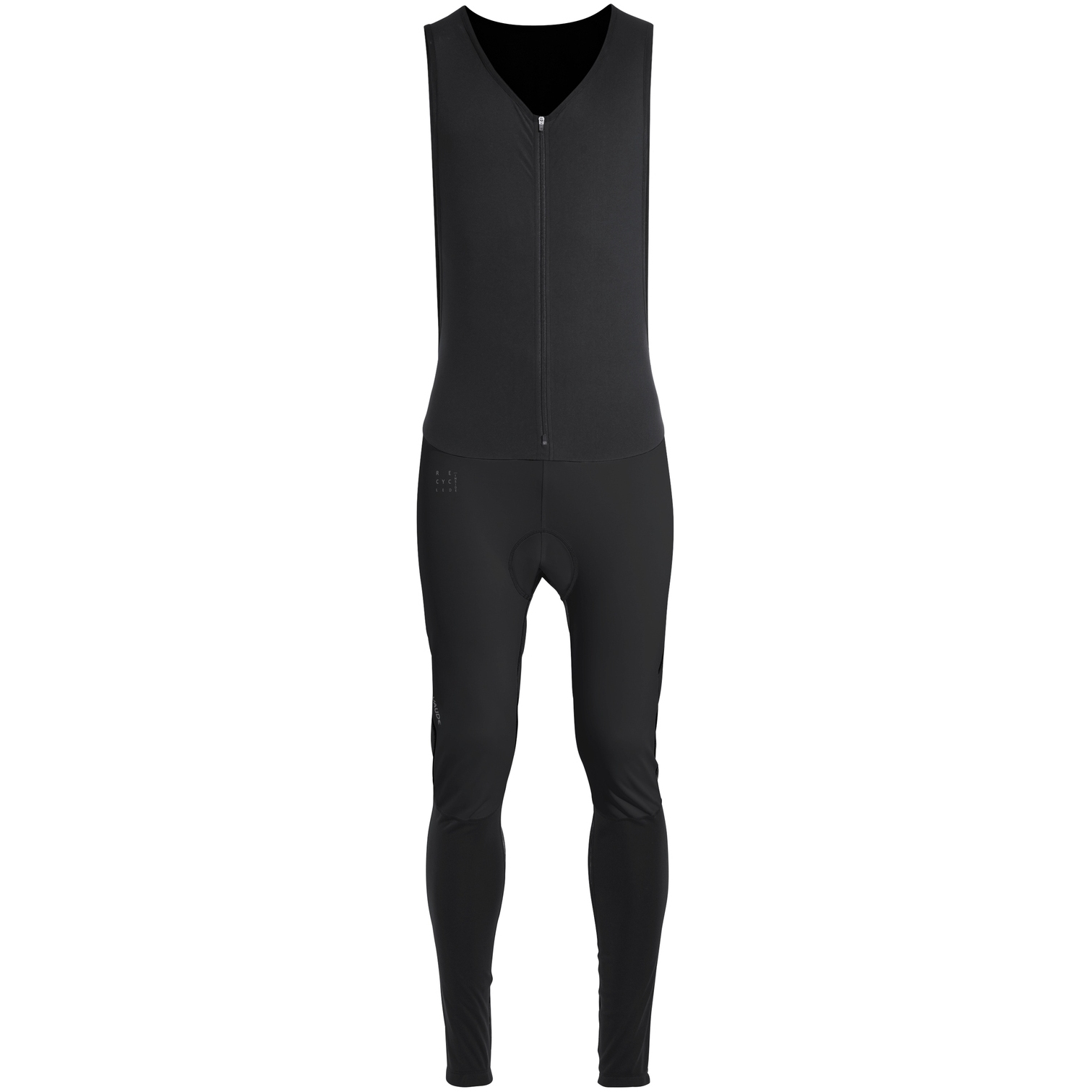 Vaude Men's Posta Warm Bib Tights - black