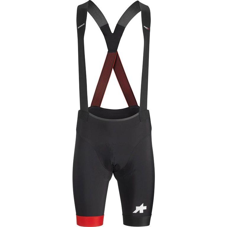 Assos EQUIPE RS Bib Shorts S9 - nationalRed