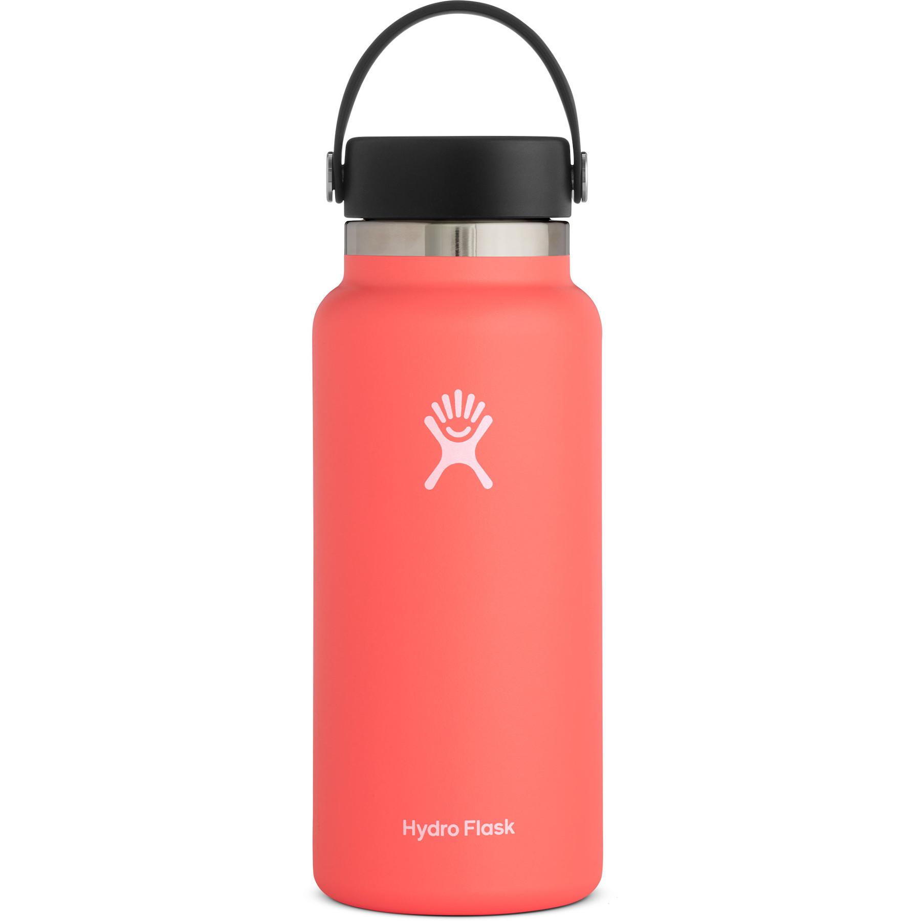 Produktbild von Hydro Flask 32 oz Wide Mouth mit Flex Cap 2.0 Thermoflasche 946 ml - Hibiscus