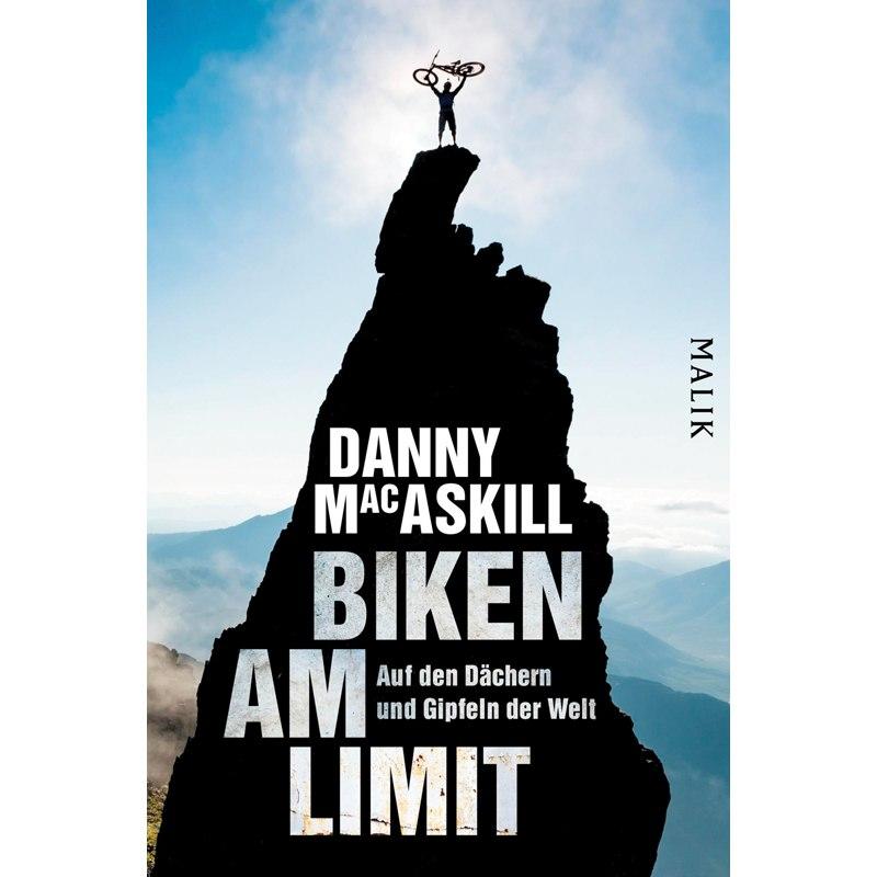 Produktbild von Danny MacAskill - Biken am Limit - Auf den Dächern und Gipfeln der Welt
