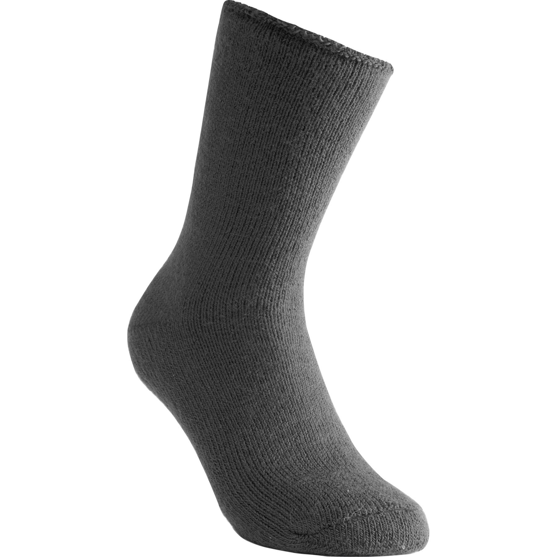 Woolpower Classic 600 Socken - grau