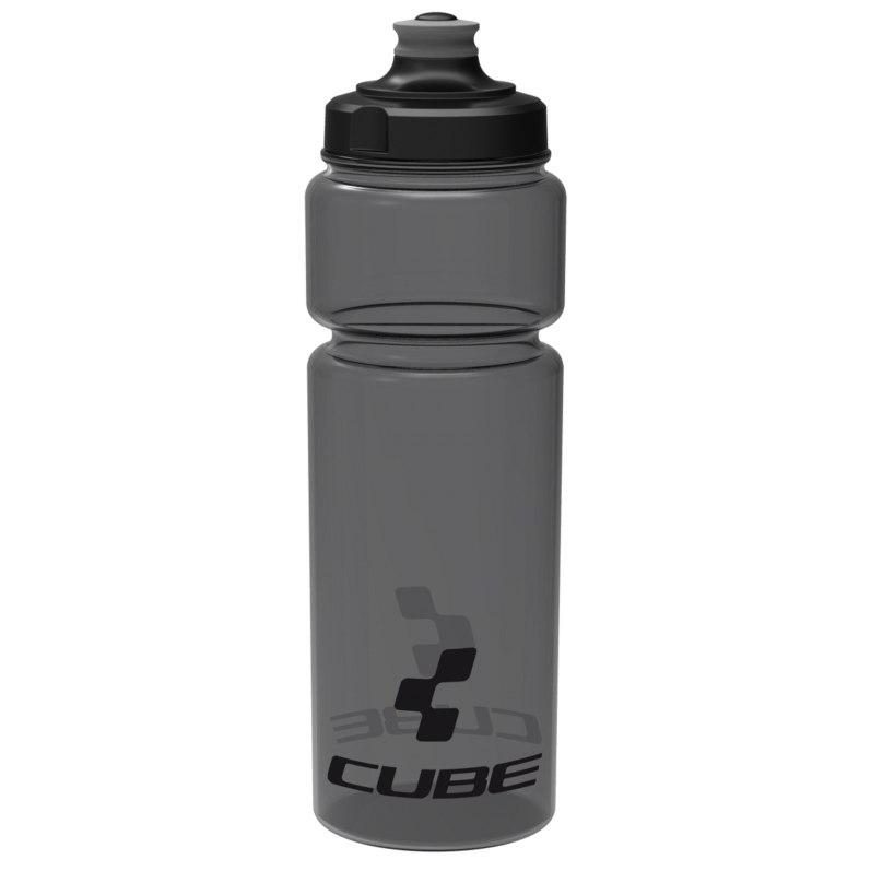 CUBE Bottle 0.75l Icon - black