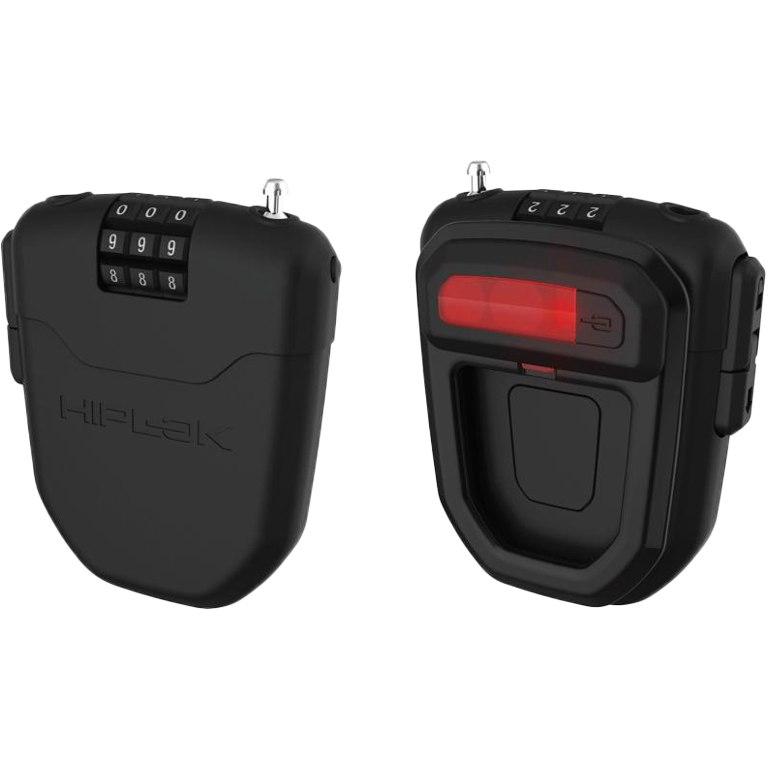 Hiplok FLX Cable Lock - all black