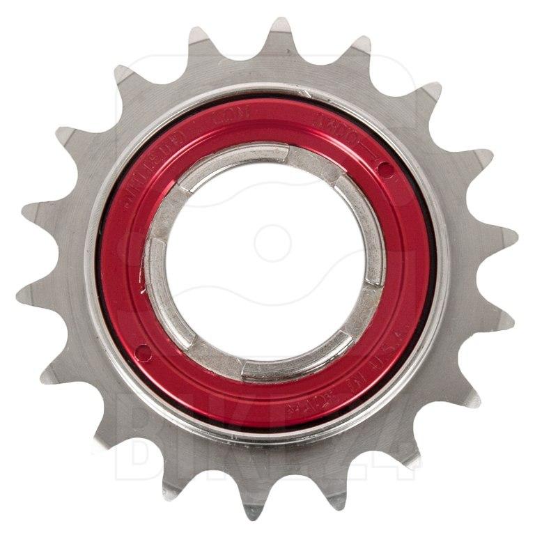 White Industries ENO Freilaufritzel - roter Verschlussring