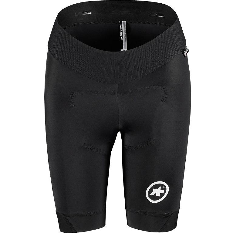 Assos H.laalalaiShorts S7 Lady USA Cycling Shorts - blockBlack