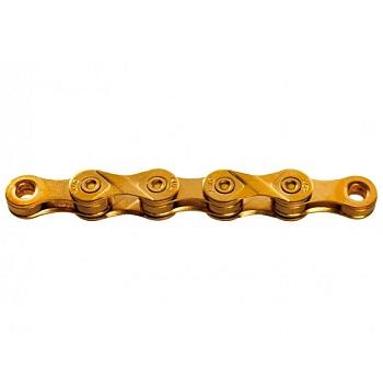 KMC X9 Ti-N Chain - 9-speed - gold
