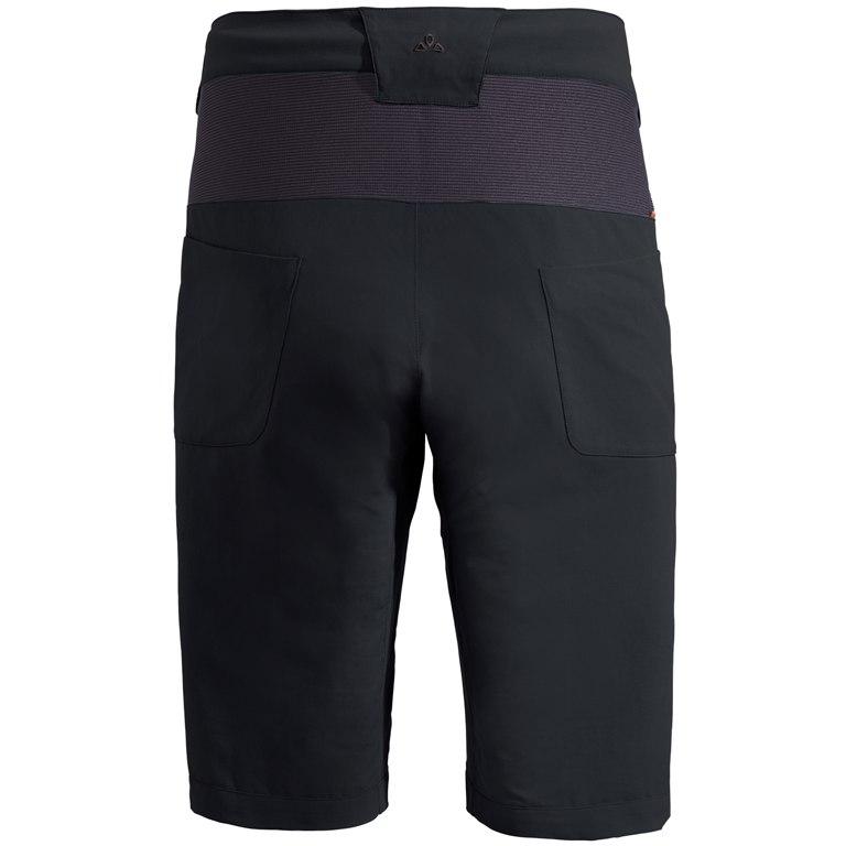 Bild von Vaude Cyclist AM Shorts - phantom black