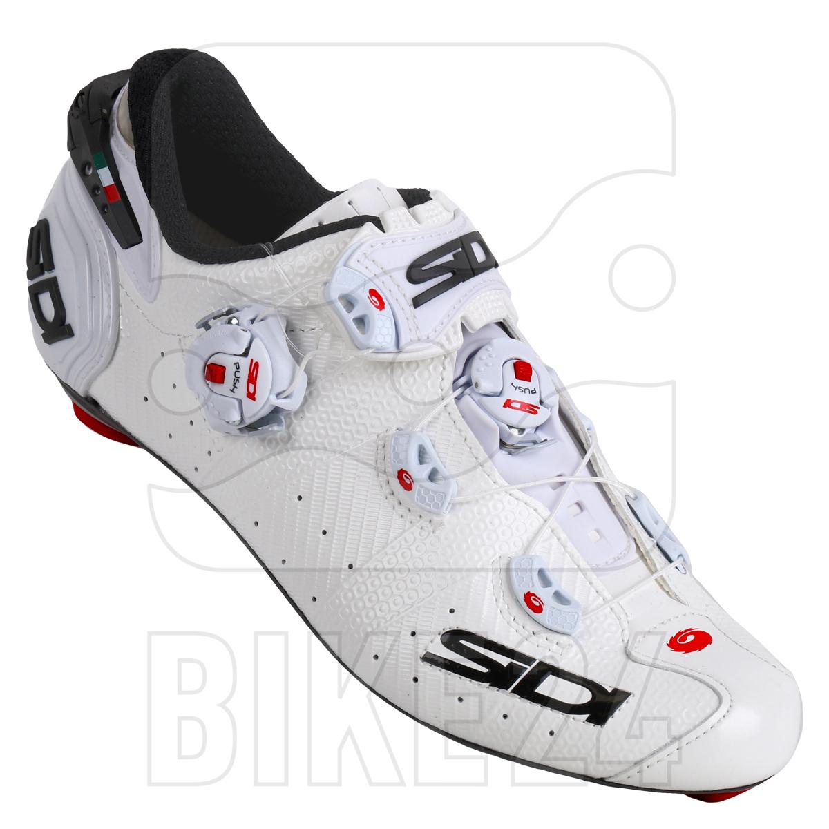 Sidi Wire 2 Carbon - Zapatillas ciclismo carretera Mujer - blanco