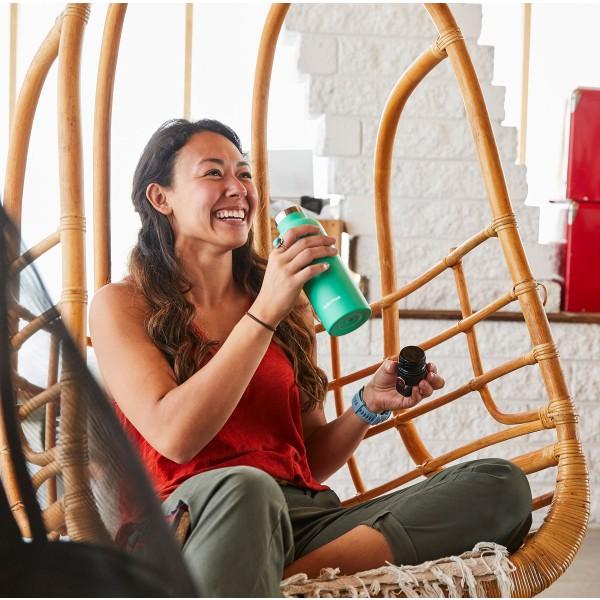 Bild von Hydro Flask 18 oz Standard Mouth Flex Cap Thermoflasche 532ml - Spearmint