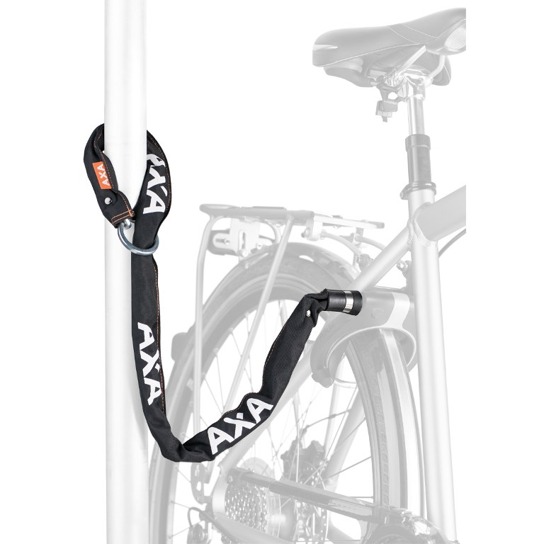 Image of AXA RLC Plus 100/5.5 Plug-In-Chain for Frame Lock