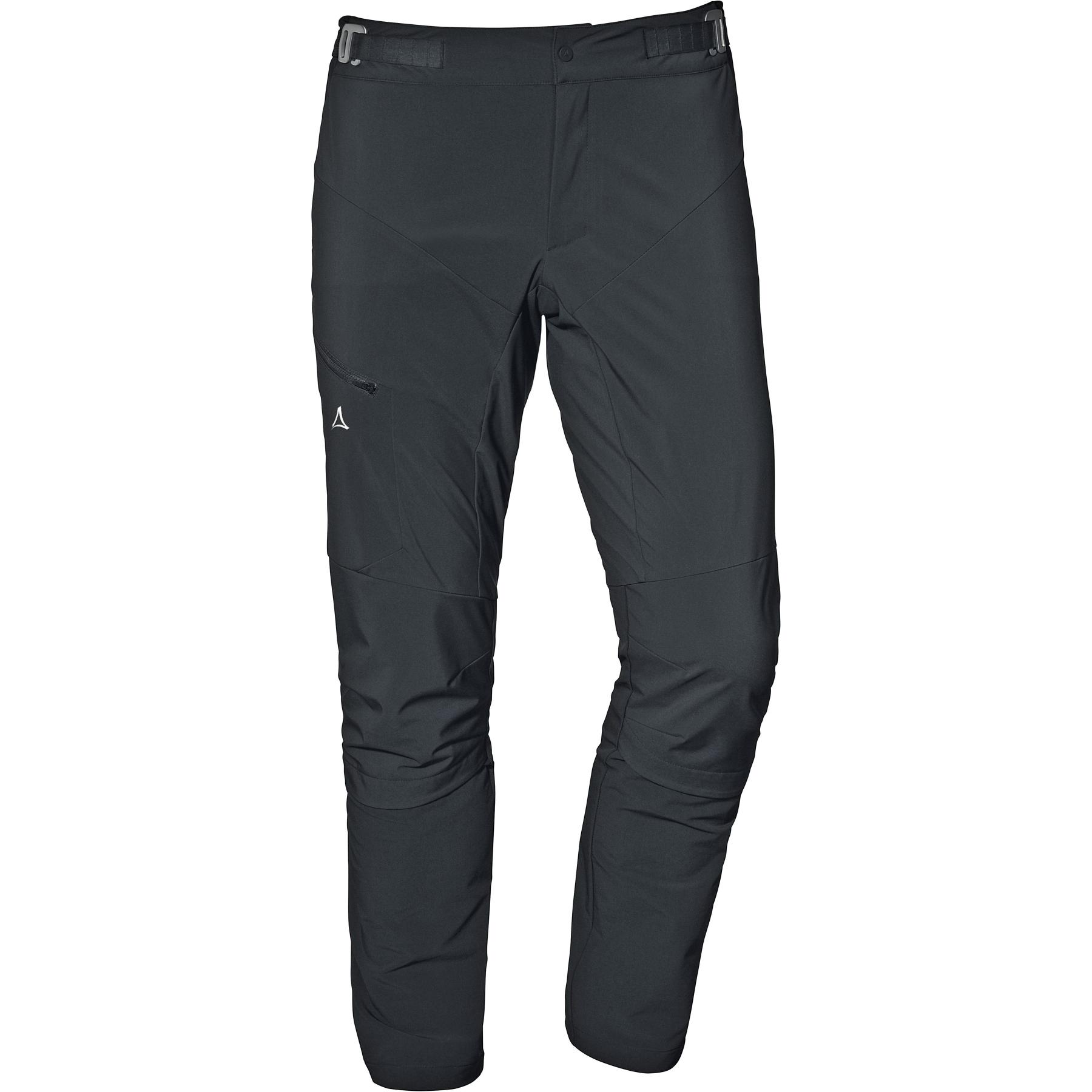 Schöffel Tree Run Hybrid Pants - black 9990