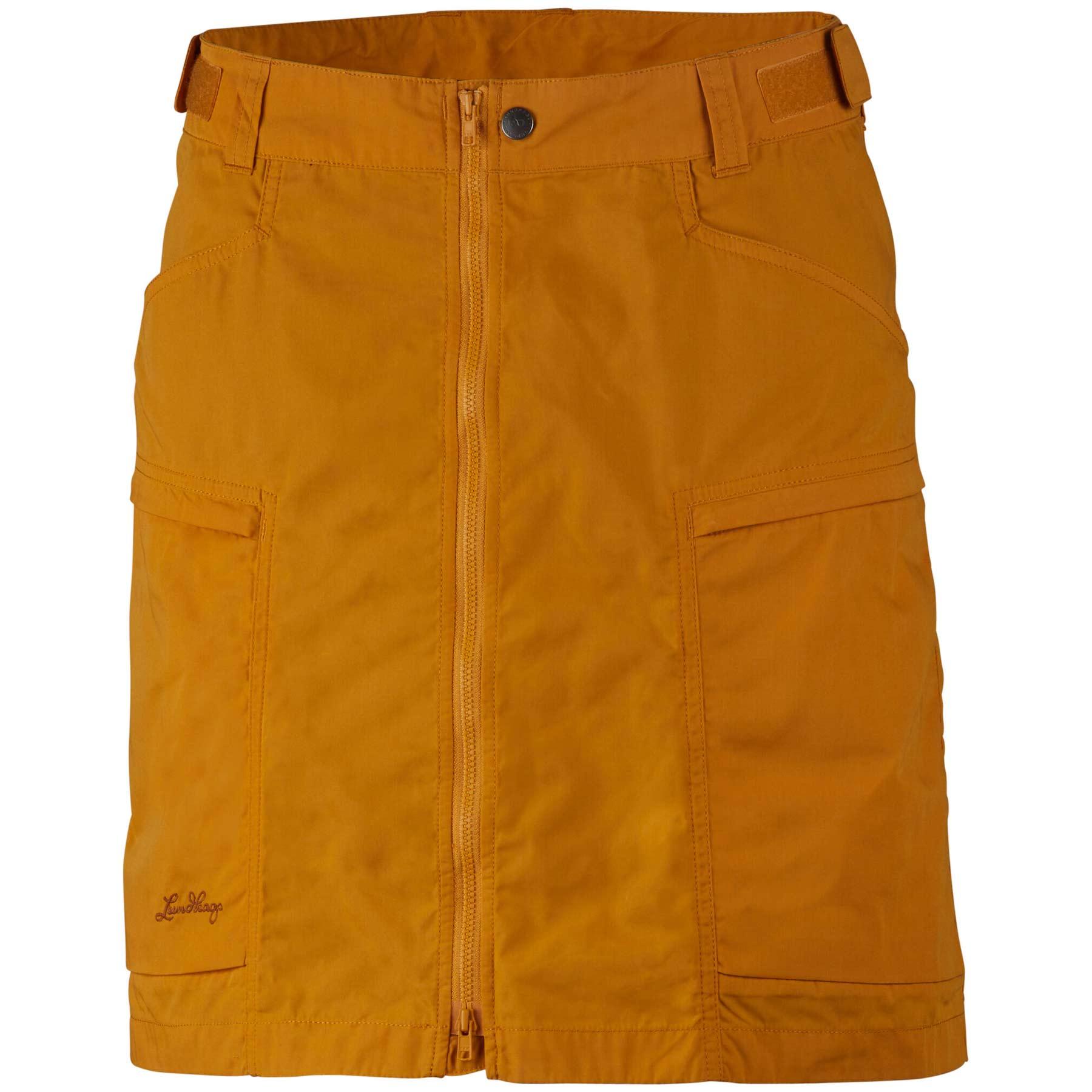 Lundhags Tiven II Women's Skirt - Gold 206