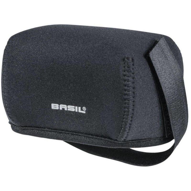 Basil Rear Battery Electric Cap Universal Cover - black