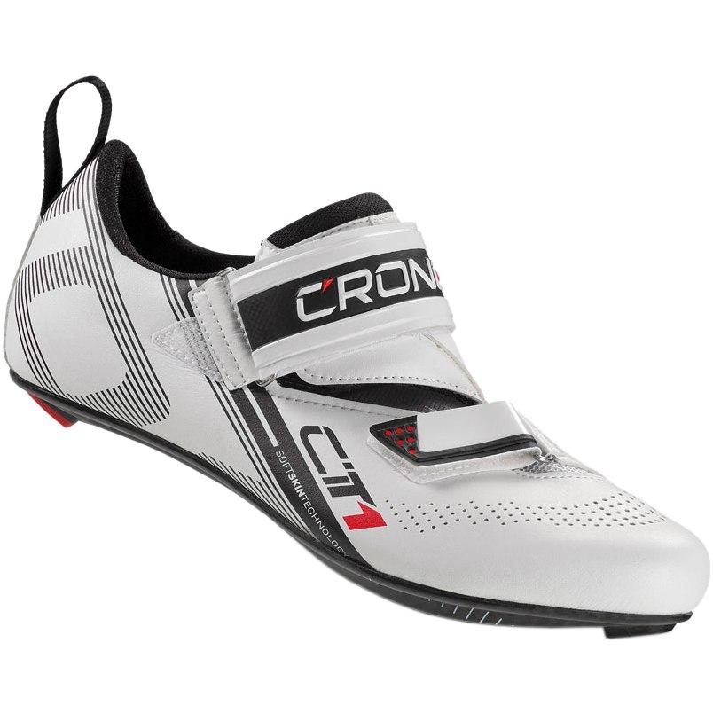 Crono CT1 Road Carbon Shoe - White