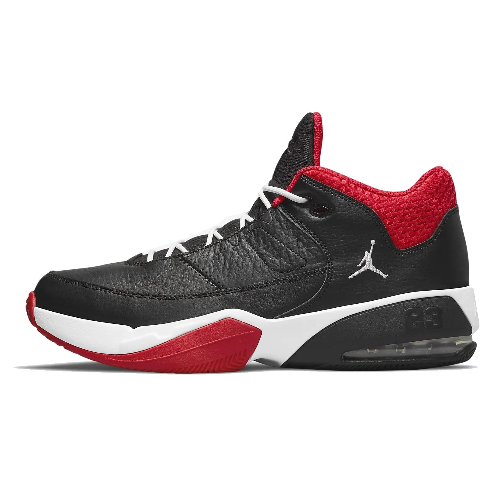 Foto de Nike Jordan Max Aura 3 Zapatillas para Hombre - black/white-university red CZ4167-006
