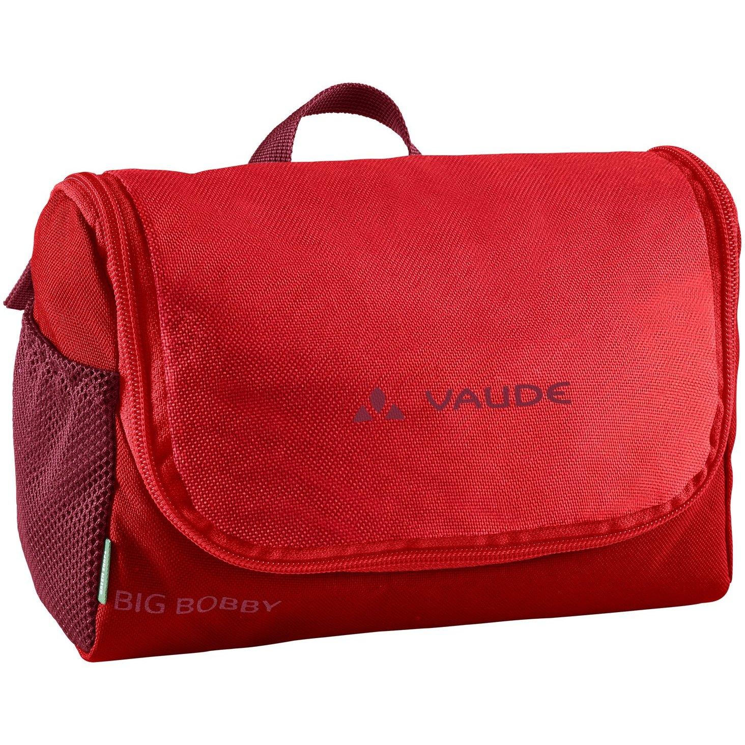 Image of Vaude Bobby Kid's-Washbag - mars red