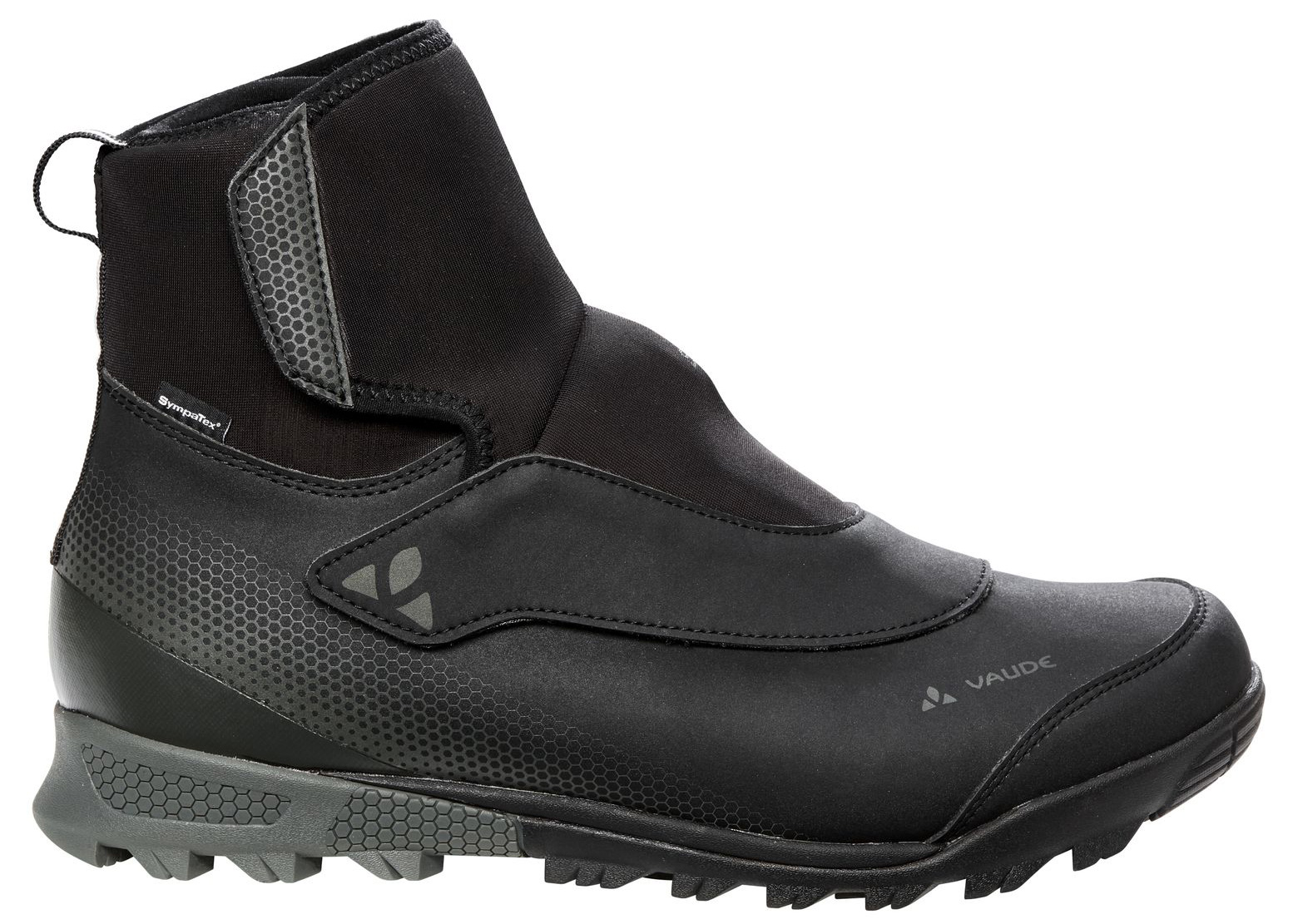 Vaude Minaki Mid II STX Shoes - black