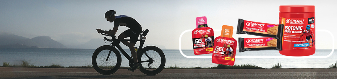 Enervit – Bars, gels, drinks and more. Energy for every moment.