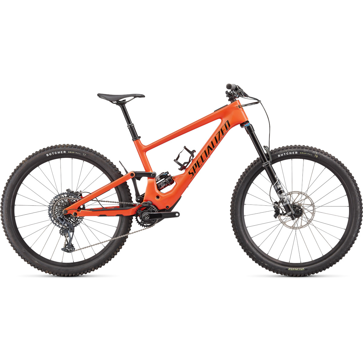 "Produktbild von Specialized TURBO KENEVO SL COMP - 29"" Carbon MTB E-Bike - 2022 - gloss blaze / black"